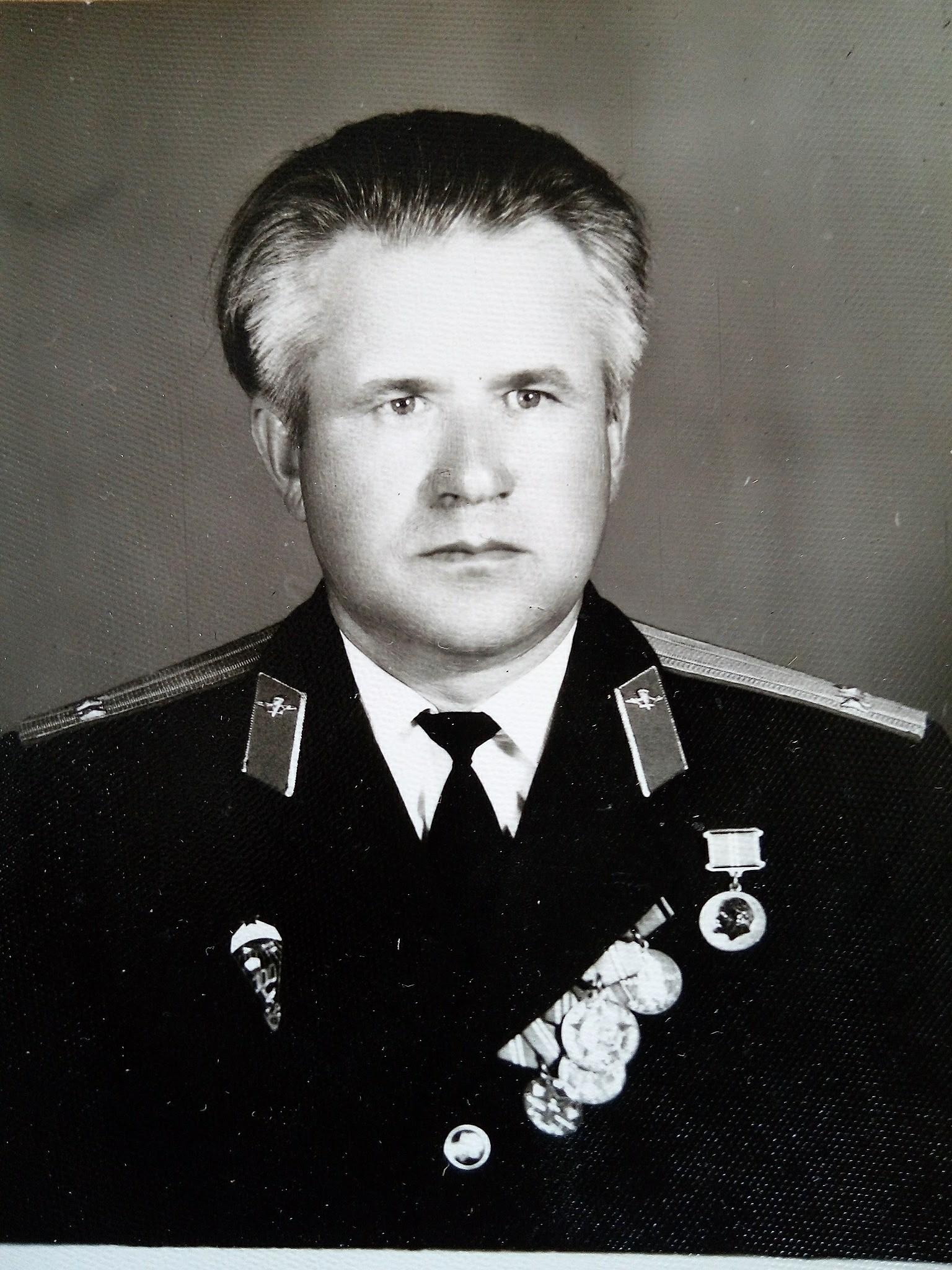 >подполковник Гумин З.Д.
