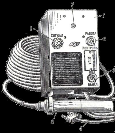 Инструкция дп-64