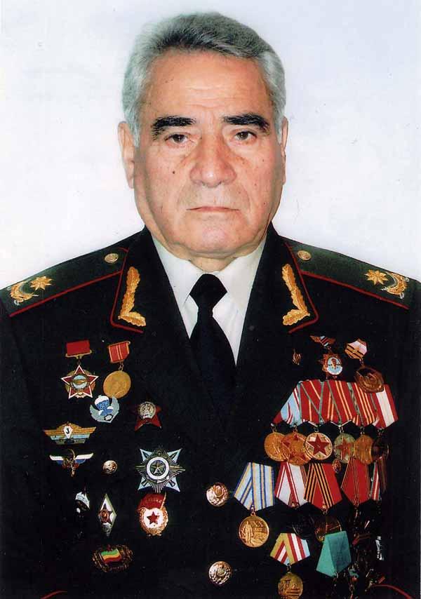 Генерал Рзаев